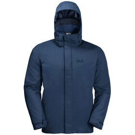 Jack Wolfskin Gotland 3In1 Jacket Men dark indigo
